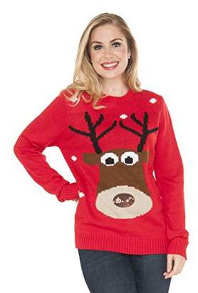 Rubie's Costume Co Rubie's Reindeer Ugly Christmas Sweater