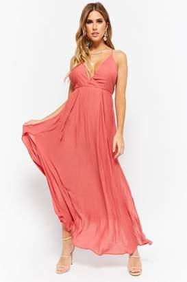 Forever 21 Surplice Maxi Dress
