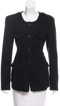 Isabel Marant Structured Wool Jacket