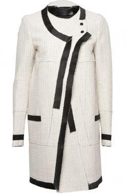 Proenza Schouler Tweed Coat