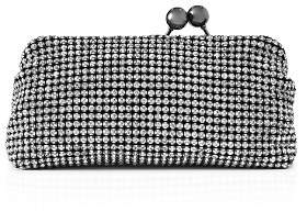 Reiss Bell Small Crystal Clutch