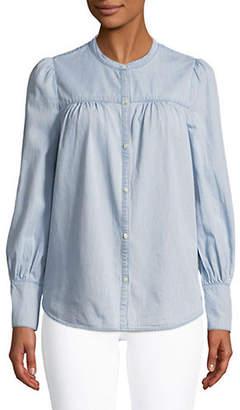 Joie Aubrielle Long-Sleeve Shirt