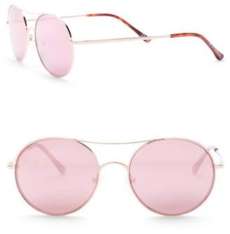 Elie Tahari Women's 53mm Round Sunglasses