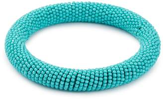 Kenneth Jay Lane Seed bead bangle