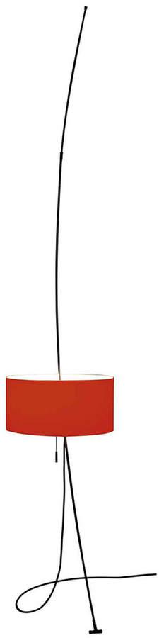 Carpyen - Totora Bodenleuchte, Rot