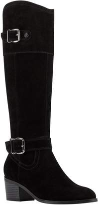 Bandolino Western-Inspired Tall Shaft Boot - Pries
