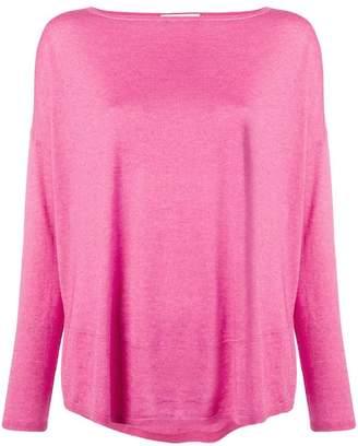 Snobby Sheep long-sleeve flared sweater