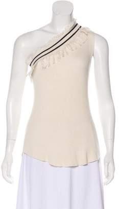 Ulla Johnson One Shoulder Knit Top