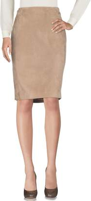 Ralph Lauren Knee length skirts - Item 35377810KS