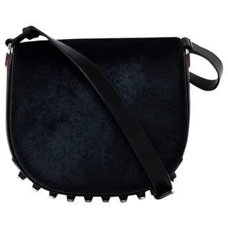 Alexander McQueen Pony-style calfskin shoulder bag