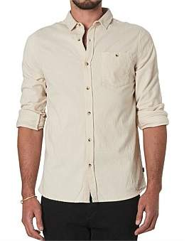 ROLLA'S Rollas Men At Work Cord Shirt