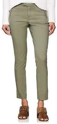 ATM Anthony Thomas Melillo Women's Piqué Cotton Crop Pants