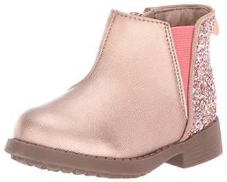 Osh Kosh Girls' Daria Chelsea Boot