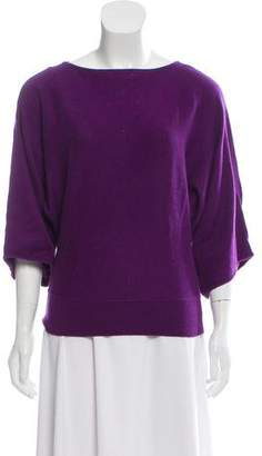 Ralph Lauren by Ralph Bateau-Neck Dolman-Sleeve Top