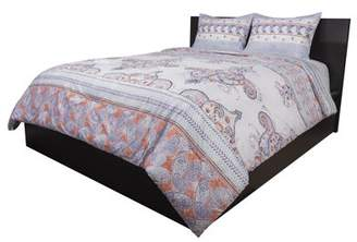Baltic Linen Henna 3 Piece Comforter Set