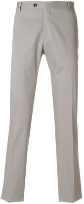 Tonello slim-fit suit trousers