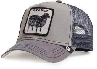 Goorin Bros. Brothers 'Shades of Black' Mesh Trucker Hat