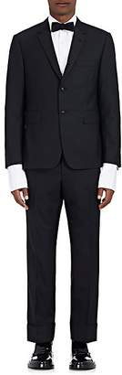 Thom Browne Men's High-Armhole Wool Tuxedo & Bow Tie - Black