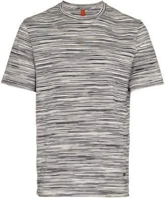 Missoni zig zag cotton t-shirt