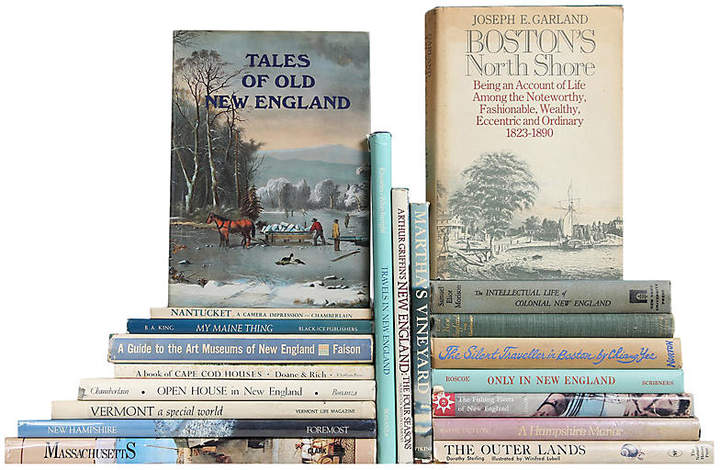 The Call of New England: Set of 20