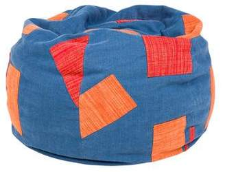 Custom Patchwork Bean Bag