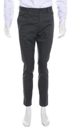 Dolce & Gabbana Patterned Dress Pants