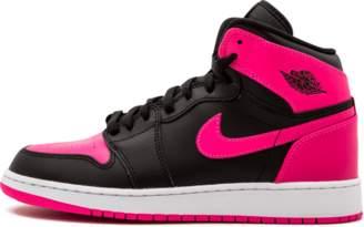 Jordan Air 1 Retro High EP GG 'Serena Williams' - Hyper Pink/Black