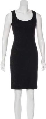 Ralph Lauren Purple Label Sleeveless Knee-Length Dress