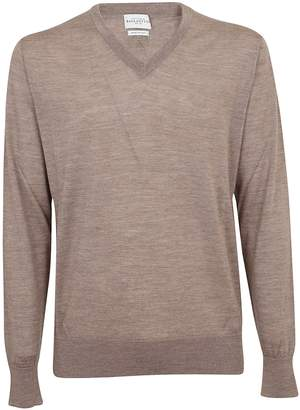 Ballantyne V-neck Sweater