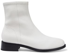 Opening Ceremony Dani Stretch-Leather Ankle Boots
