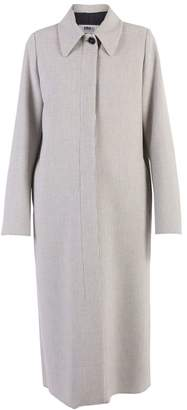 MM6 MAISON MARGIELA Micro-check Jersey Coat