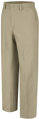 Wrangler Men's Workwear Plain Front Work Pants