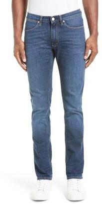Men's Acne Studios Max Slim Straight Leg Jeans $250 thestylecure.com