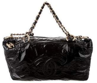 Chanel Rock and Chain Accordion Tote