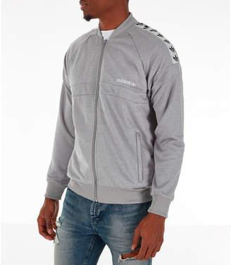 adidas Men's Itasca Tape Track Jacket