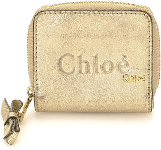 Chloé Compact Wallet - Vintage
