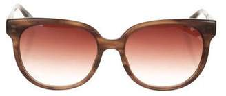 Barton Perreira Cenci Square Sunglasses