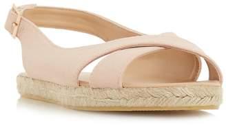 Head Over Heels by Dune - Pink 'Lorell' Slingbacks