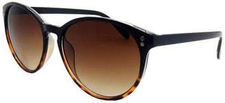 Fantas-Eyes Fantas Eyes Womens Full Frame Round UV Protection Sunglasses