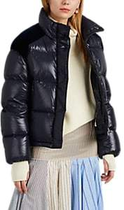 Moncler 2 1952 Women's Chouette Down-Quilted Puffer Jacket - Navy