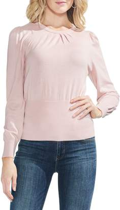 Vince Camuto Puffed Sleeve Sweater