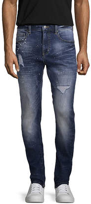 Arizona 360 Flex Skinny Fit - Zipper - Ankle Jeans