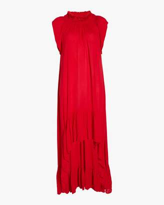 Sensi Studio Off The Shoulder Maxi Dress