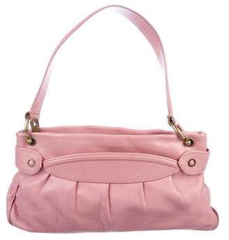 Marc Jacobs Exterior Compartment Leather Hobo
