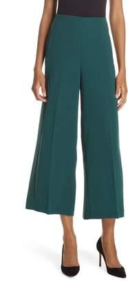 BOSS Trimala Wide Leg Crop Pants