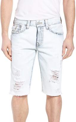 True Religion Brand Jeans Geno Denim Shorts