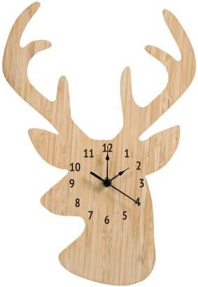Trend Lab Bamboo Wall Clock