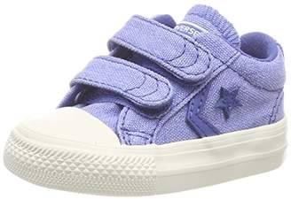 3334cf2db3b0b Converse Unisex Babies  Lifestyle Star Player Ev 2v Ox Canvas Slippers