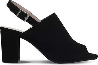Carvela Comfort Accent suede high heel sandals