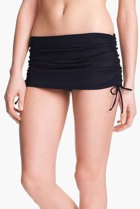 La Blanca Swimwear Skirted Hipster Bikini Bottoms